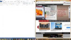desktop snap