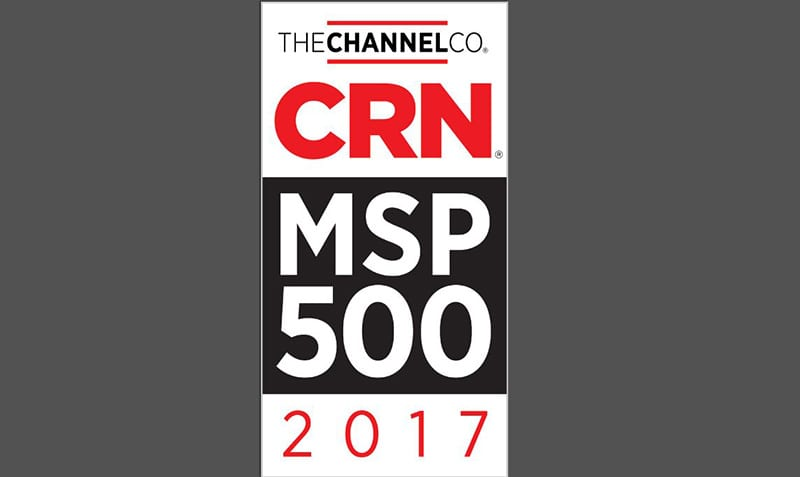 ITS Makes CRN's MSP 500 for Third Time