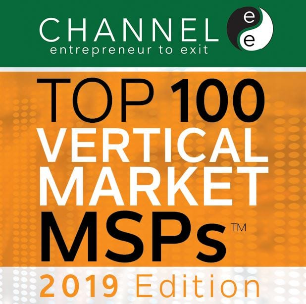 IT Solutions Named to ChannelE2E's Top 100 Vertical Market MSPs: 2019 Edition