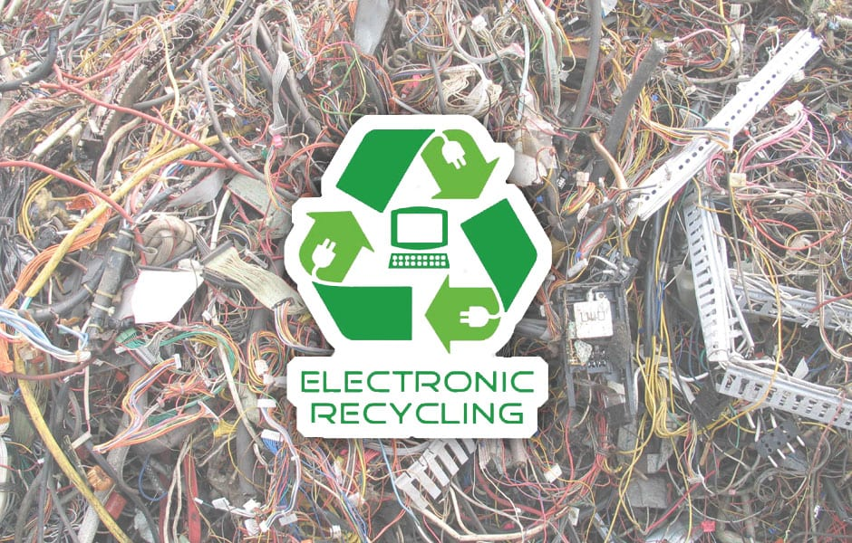 E-Cycle and Help Reduce Waste and Hazardous Materials in Your Community