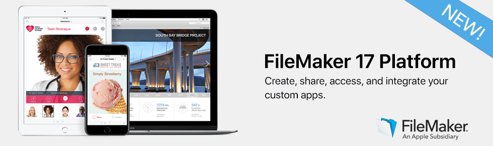 What's New with FileMaker 17?
