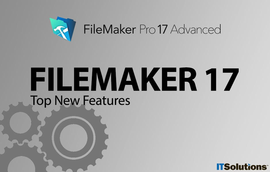 FileMaker Go 17: New Mobile Features