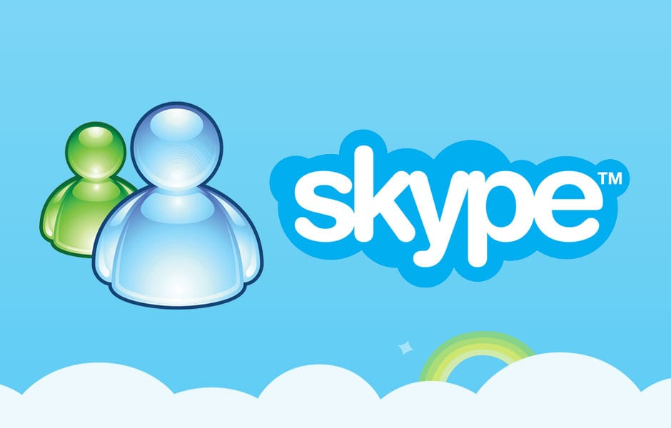 Goodbye Windows Live, Hello Skype