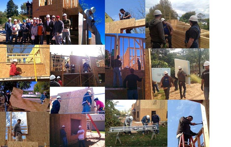 IT Solutions Lends a Helping Hand to the Local Community with Habitat for Humanity