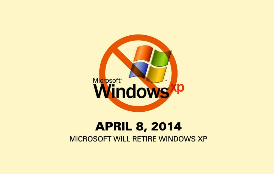 10 Weeks Until Microsoft Retires Windows XP Support