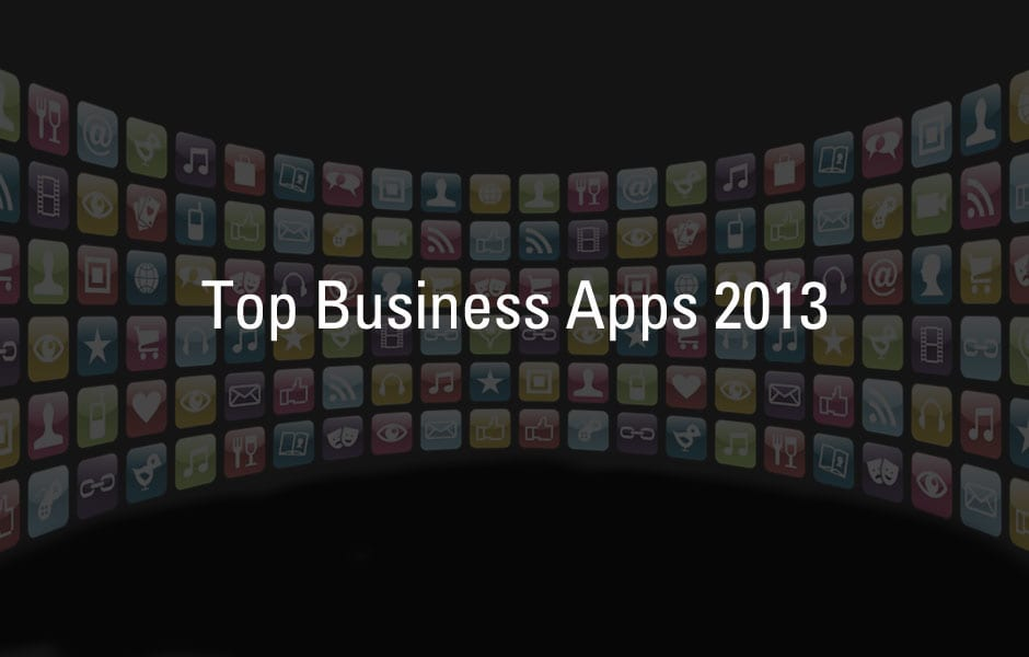 Must-have Mobile Business Apps for 2013
