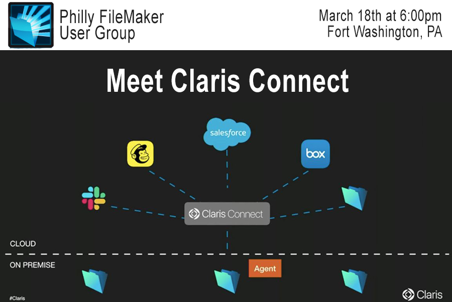3/18: Join Us For The Next Philly FileMaker User Group Meeting
