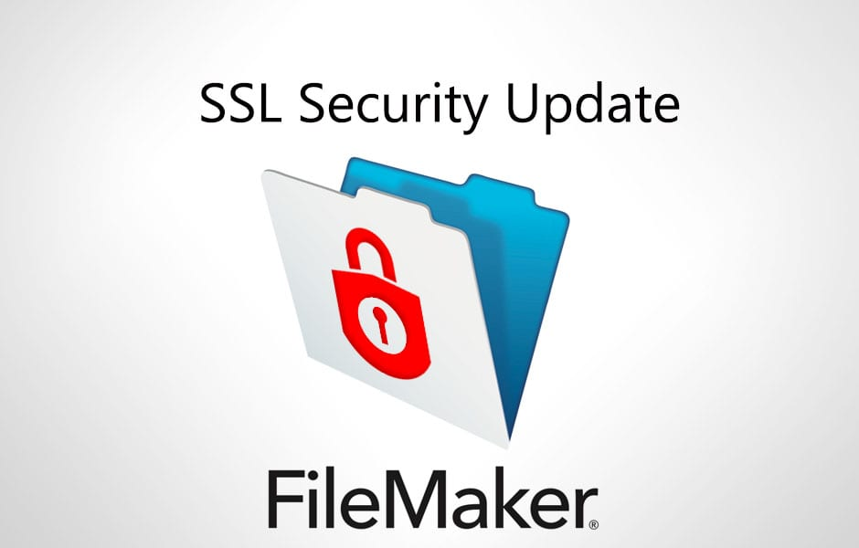 Important FileMaker Security Update