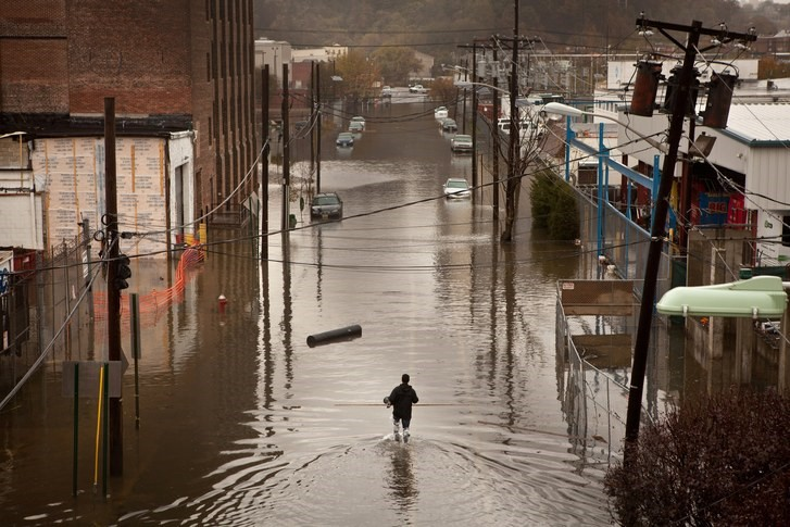 Anniversary of Superstorm Sandy