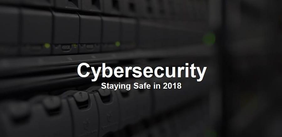 Cybersecurity Lunch & Learn Recap