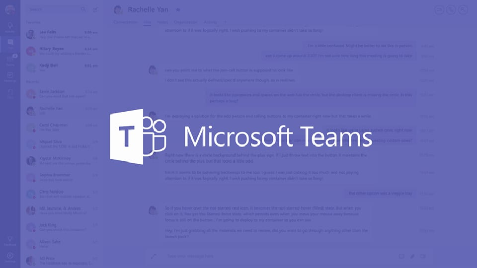 Microsoft's Teams Released for Office 365 Users