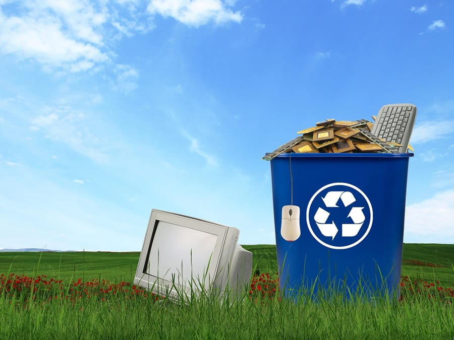 Spring Cleaning? Tips to Properly Dispose of Old Electronics