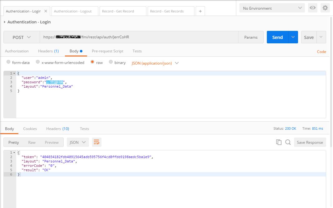 FileMaker 16: Data API (RESTful Web Integration)